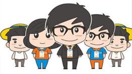 农村电商平台MG风格扁平化动漫创意宣传片制作案