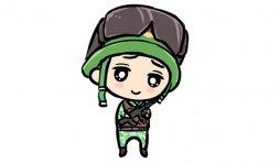 厉害了中国民兵flash动画创意扁平化文案制作方案