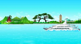 2018年三峡国际旅游节吉祥物亮相启动动画制作
