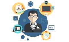 用MG动画制作方式介绍数据开放平台的创意文案内