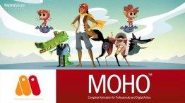 不是所有二维动画都只能用flash制作还可以用Mo