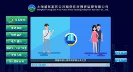 公租房智能操作系统动画动漫视频制作方案内容