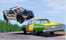 交通安全类模拟事故现场动画用什么软件制作