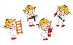 重庆MG动漫教育宣教片科普动画卡通人物用什么做
